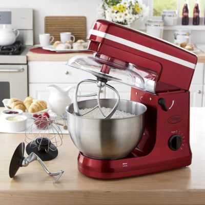 Ginnys Brand 5 Qt Batch Boss Stand Mixer From Ginny S