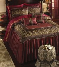 Kingstone Bedding and Window Treatments from Seventh ...