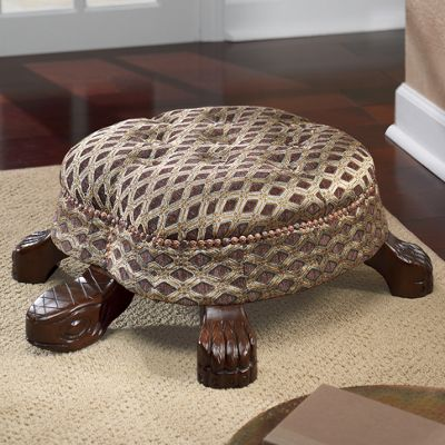 Turtle Stool from Seventh Avenue  DI706943