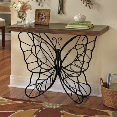 Butterfly Console Table from Ginnys  JW718174
