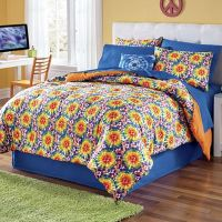 Tie Dye Complete Bed Set from Ginny's