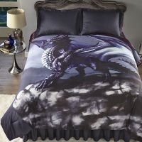 Ethereal Dragon Comforter Set from Seventh Avenue | DI745956