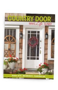 Request a Catalog & Country Door