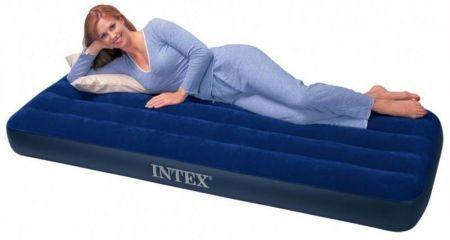 New Intex Inflatable Single Air Bed Mattress Online