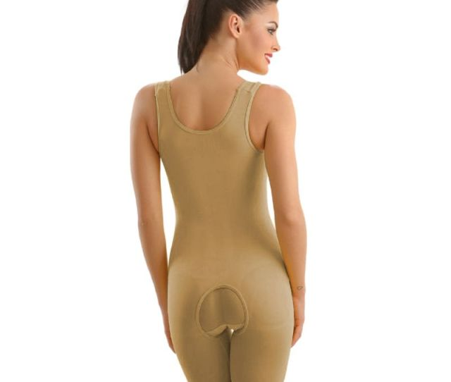 Buy Long Leg Shaping Body Suit In Nude Online Best Prices In India Rediff Shopping