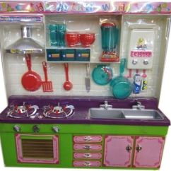 Kitchen Set Remodeling Ideas For Kitchens Buy Birthday Gift Kids Girls Modular Battery Operated