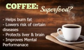 Why I Put Butter in my coffee. Image with benefits of black coffee
