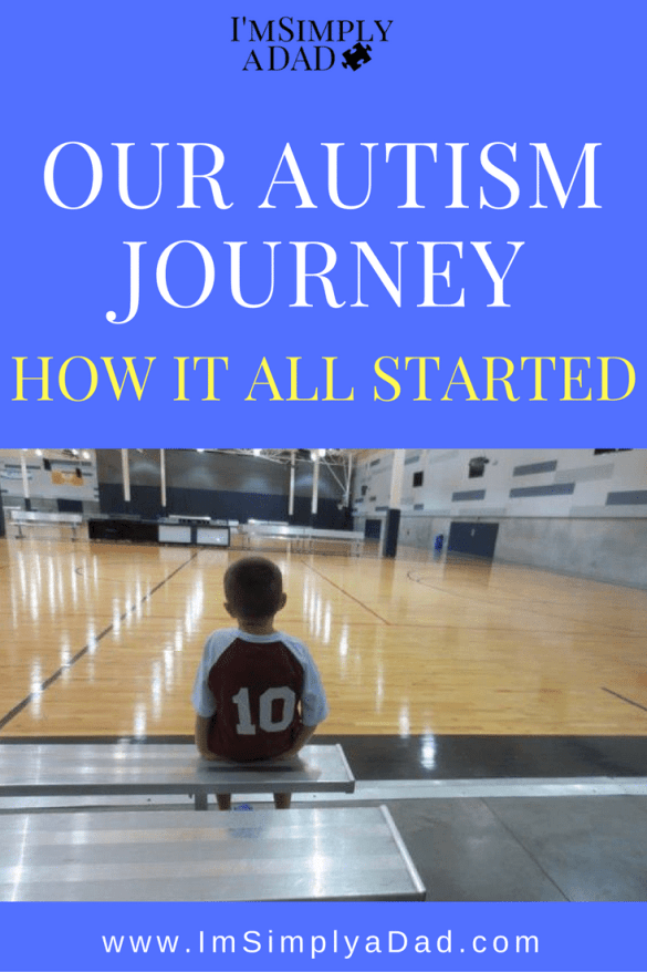 Autism Journey: The story of how autism first entered our lives.