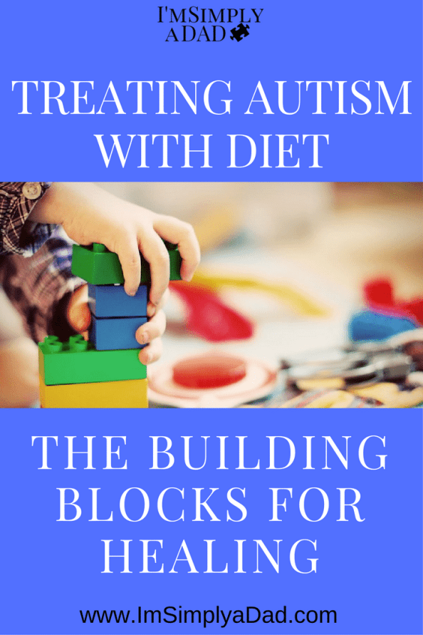 Treating Autism with Diet: The autism diet we are following will do many things like reduce inflammation, support his mitochondria, kick-start detox, and fight off infections while providing the building blocks for healing.