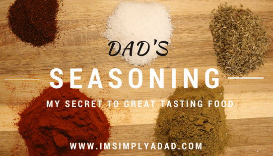 Dad's Secret Paleo Seasoning