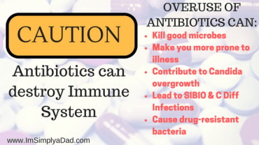 Need to Help my son with autism fight candida after antibiotics destroyed his immune system