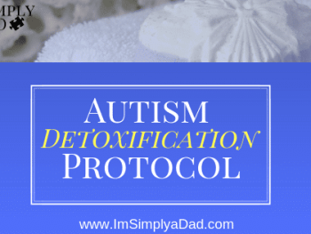 The goal of any autism detoxification protocol is to help kids rid their body of toxins, so they can feel better, and live their best life. Click to learn our detox plan for #autism. & discover powerful tools like the #ioncleanse, ACC chelation for heavy metals, that you & you doc may want to implement for your kiddo.