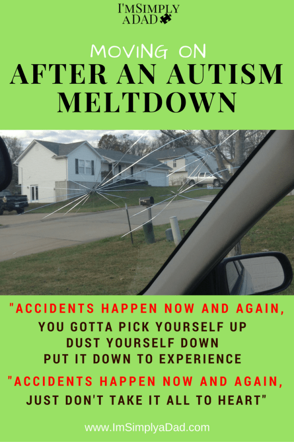 Autism Meltdown: The incredible story of how one terrible autism meltdown turned into something amazing.