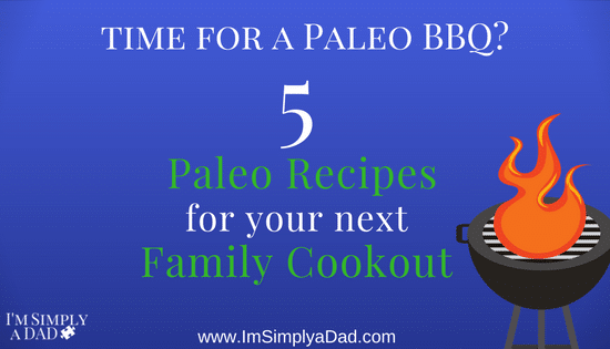 "Paleo BBQ: 5 quick and easy paleo bbq recipes using simple ingredients and minimizing the mess. Make your own paleo bbq sauce, coleslaw, ""Notato"" salad and more."