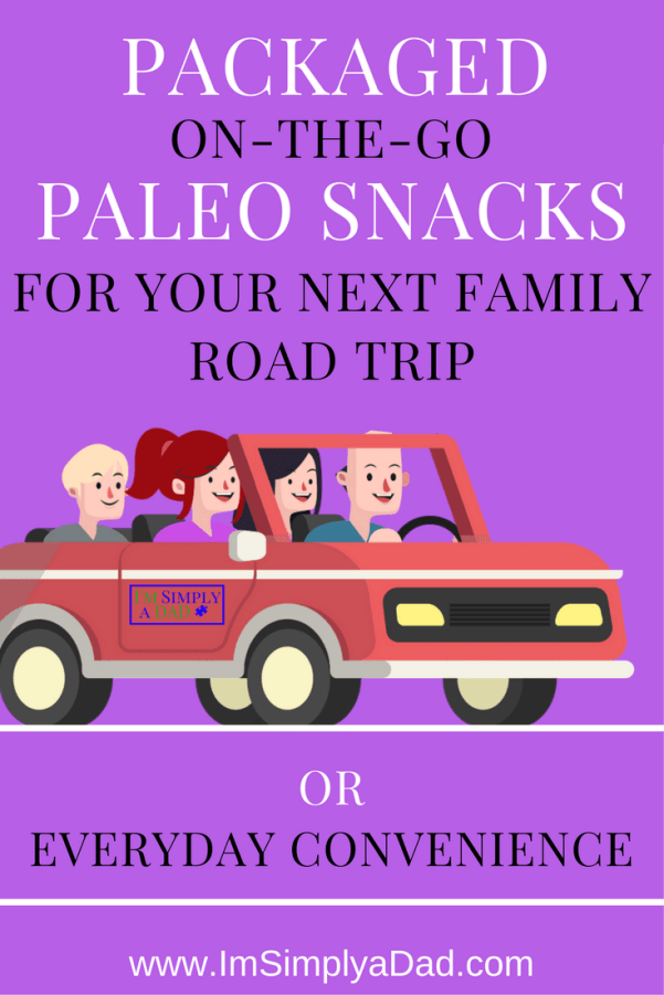 Packaged Paleo Snack List: 25 of the best snacks to buy that will satisfy any craving. Sweet, salty, and savory snack ideas for work or the kid's school. Make packing your kids lunch easy with these healthy store bought paleo snacks or low carb paleo chips.