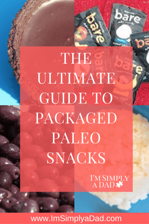 Looking for packaged paleo snacks for your next road trip or for your kid's lunch? Here are 25 convenient, on-the-go paleo snacks to help make life easier