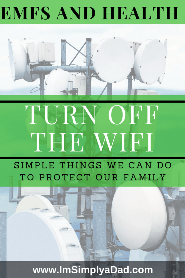 EMFs and Health: Should you turn off the wifi