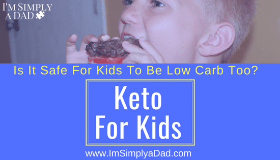 Keto for kids