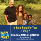 Is Keto Right For Your Family- (HHF podcast 03) Keto Experts Maria and Craig Emmerich define keto, and how it is different than a low carb diet. We also discuss keto for kids, getting your spouse on board, overcoming keto flu, and some of the foods you can eat on keto.