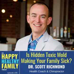 Healing & treating mold illness, when to remediate your house, & how to protect your family's health with Dr. Scott Richmond (HHF pod: Ep 16) Learn the symptoms of mold exposure, treatment, detoxifying mold toxins, & recovering from biotoxin illness. We also talk prevention, remediation, & how to get rid of mold from your body and home. #toxicmold #mold