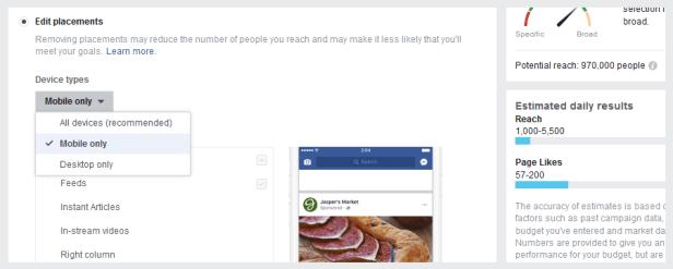 Facebook 廣告如何排除外傭及東南亞人士