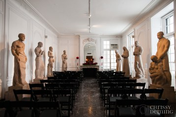 Ceremony in the Hall of Immortals