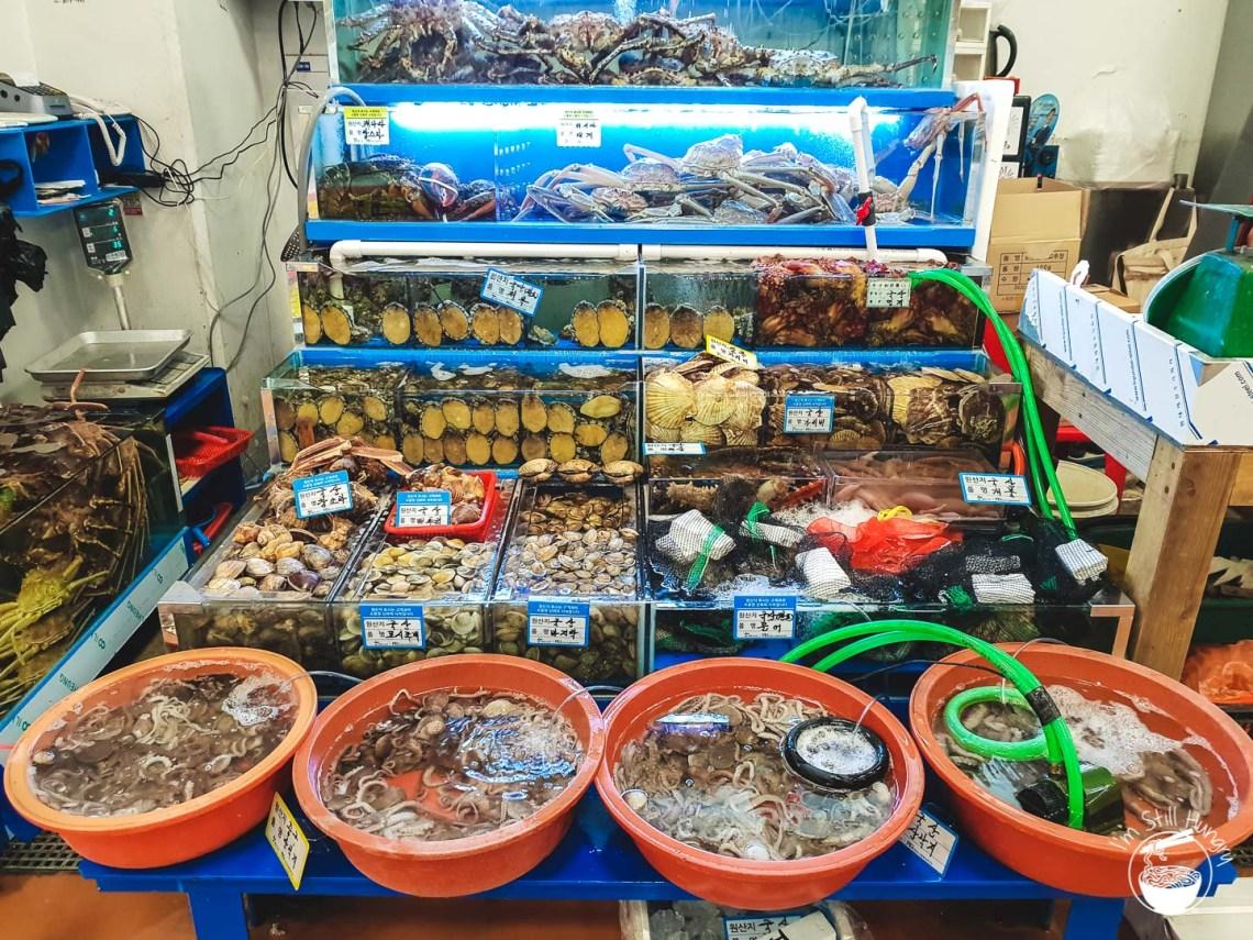 Noryangin Market