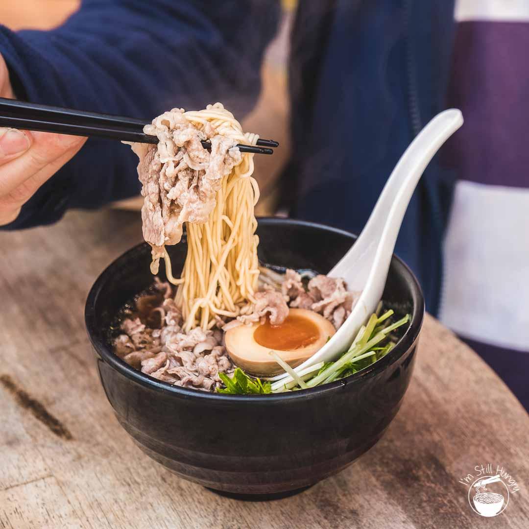 Kobe beef ramen