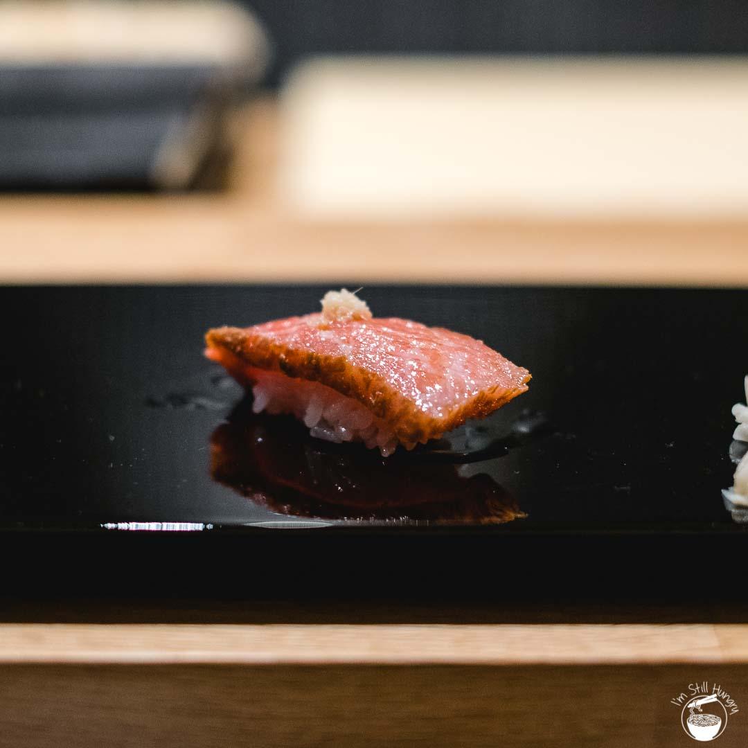 Minamishima Melbourne Soy-cured ootoro