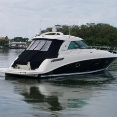 Sea Ray Warranty Allen Bradley Lighting Contactor Wiring Diagram Used 45 Yachts For Sale In Clearwater Denison
