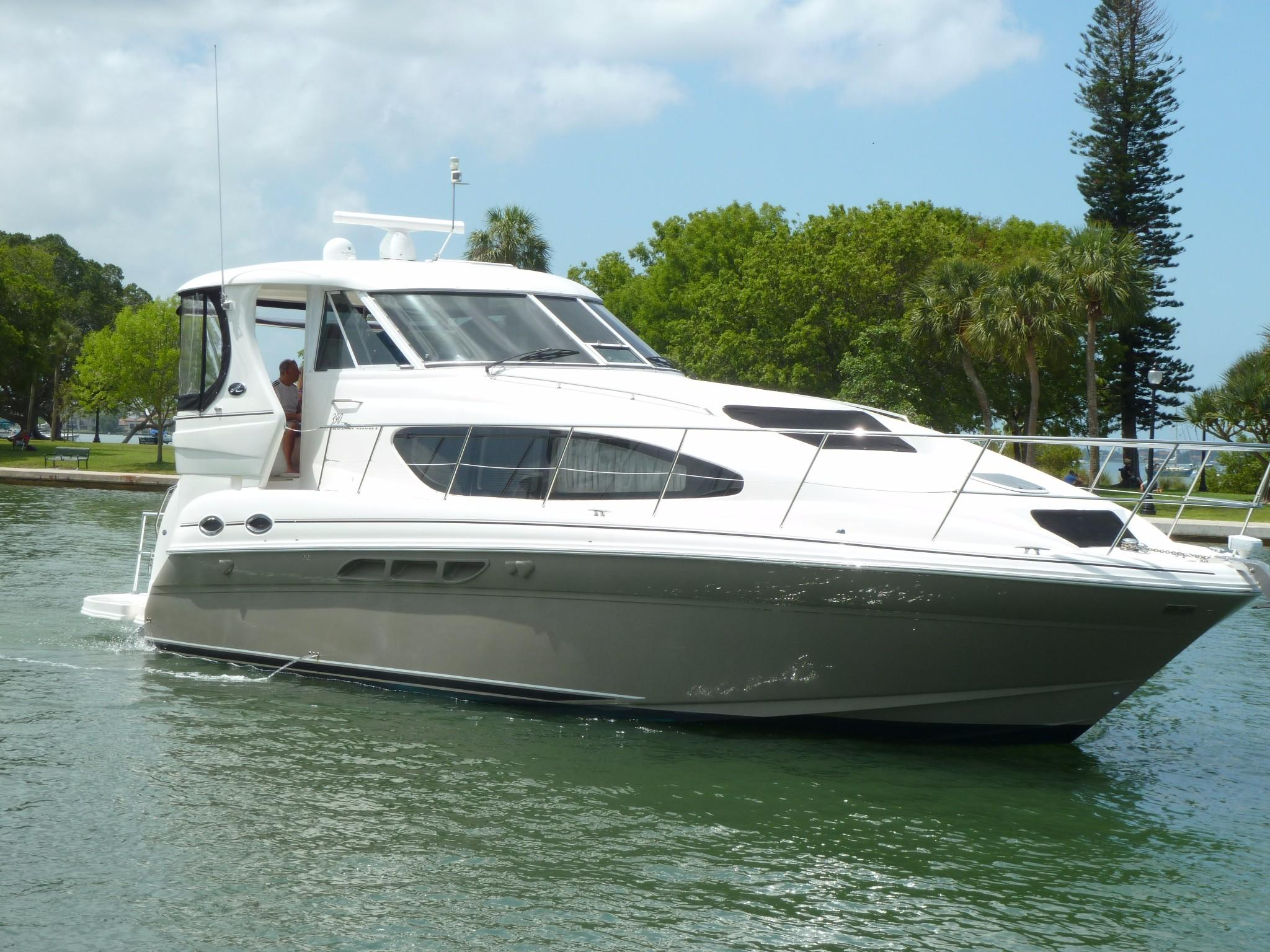 Inventory Of Used Boats From Sarasota Yacht