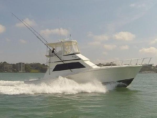 43 viking yachts 1996 for sale in clearwater florida us