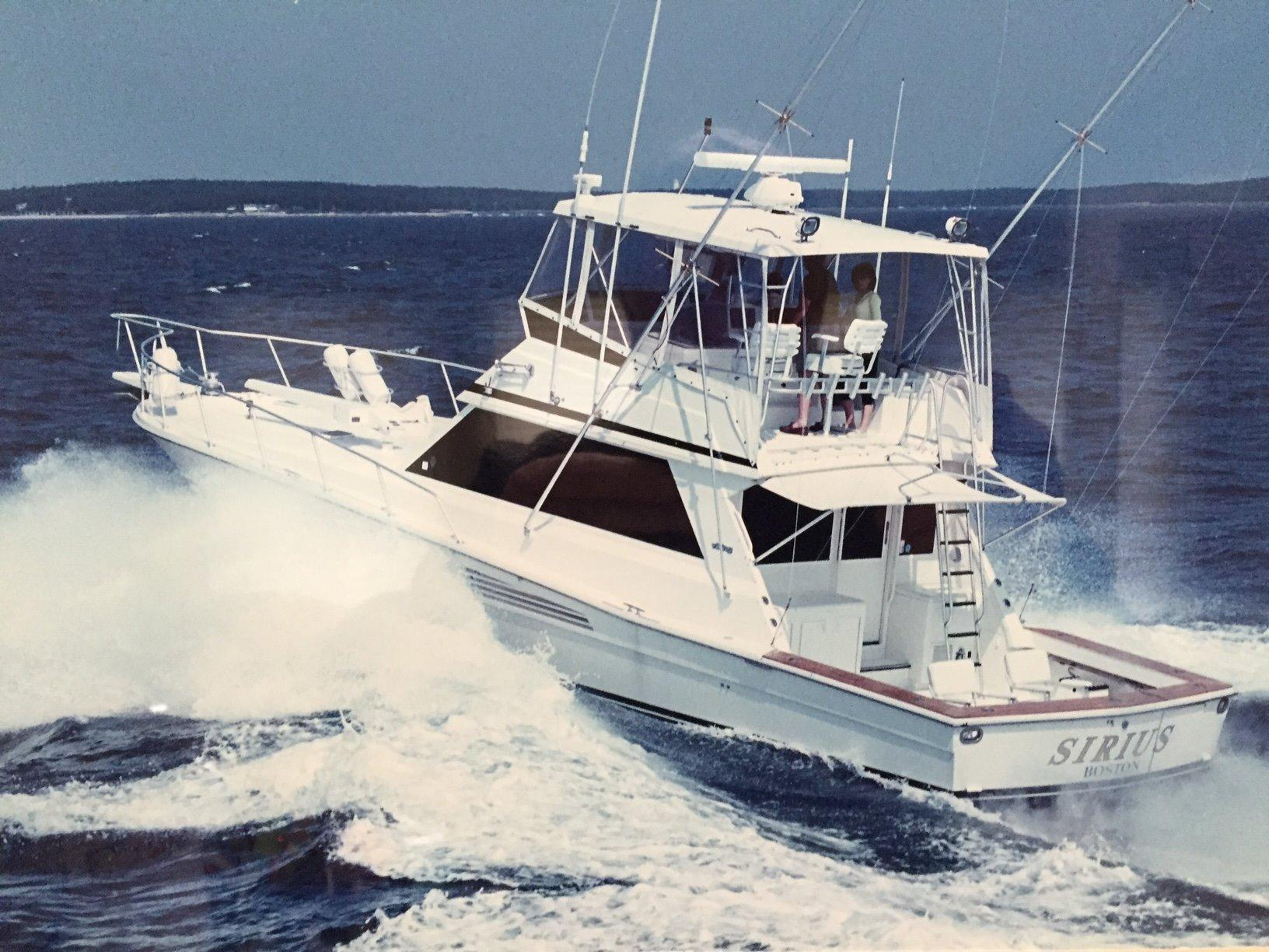 48 Viking Yachts 1989 For Sale In Cape Cod Massachusetts