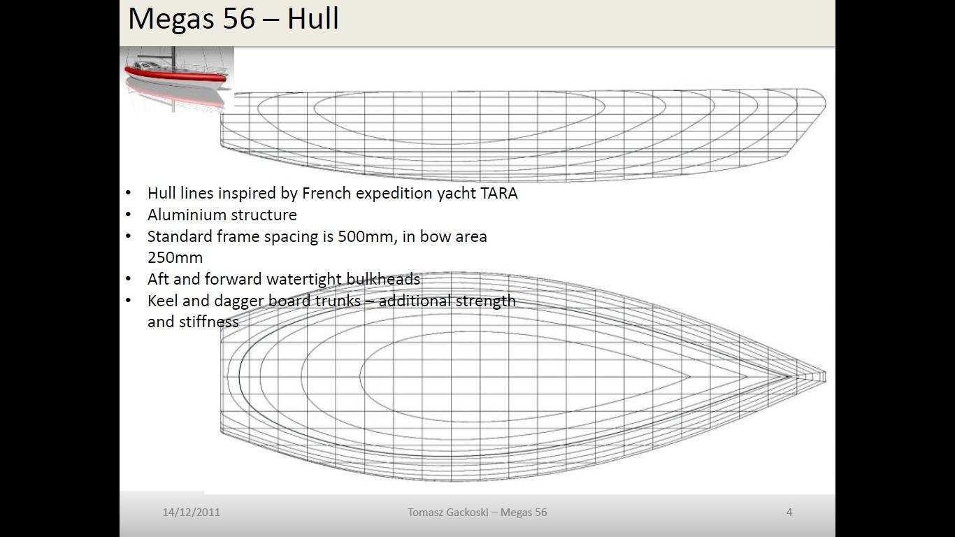 hight resolution of 56 arctic sailing research vessel