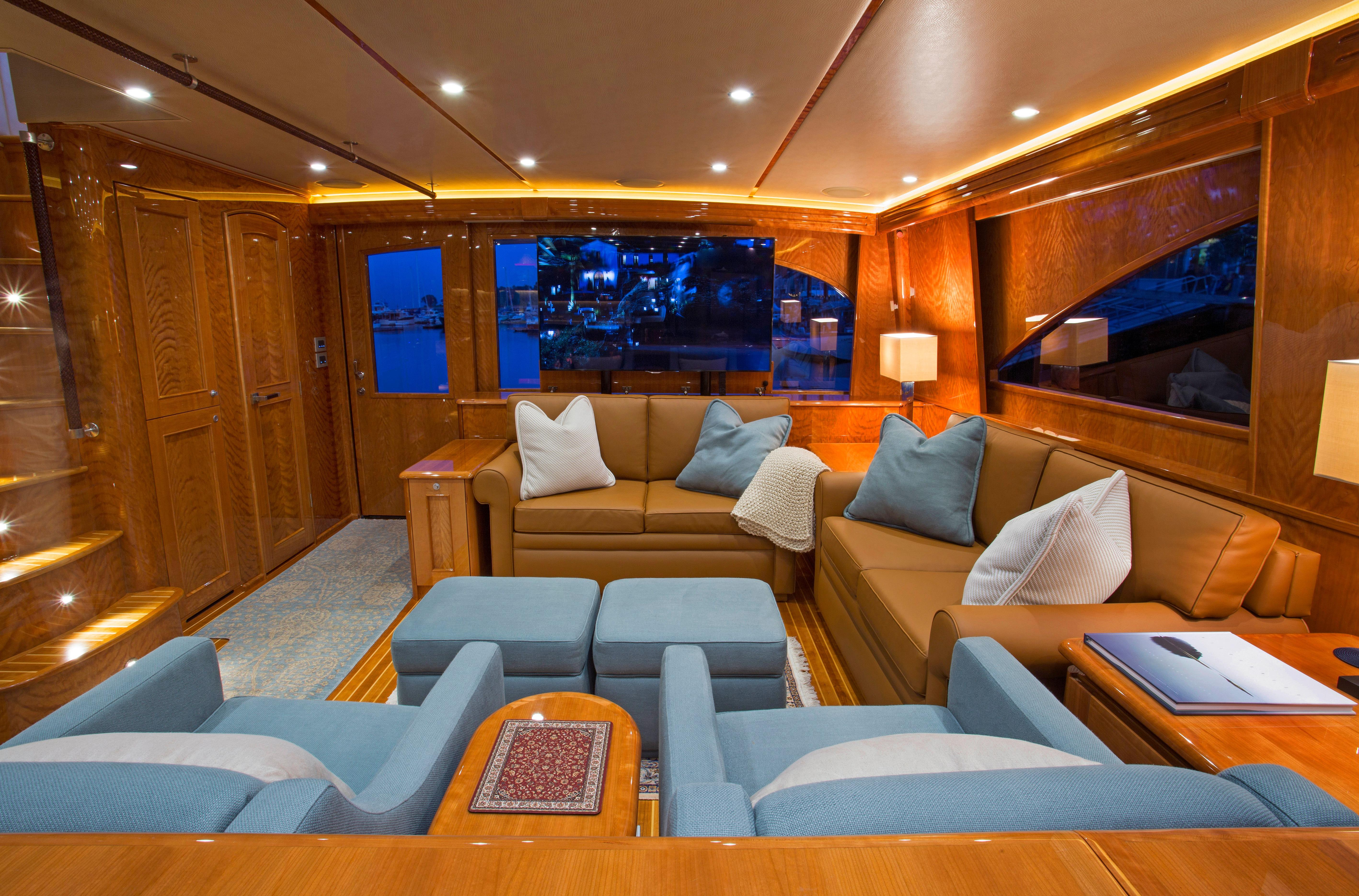 82 Viking Yacht 2016 Untethered For Sale In US