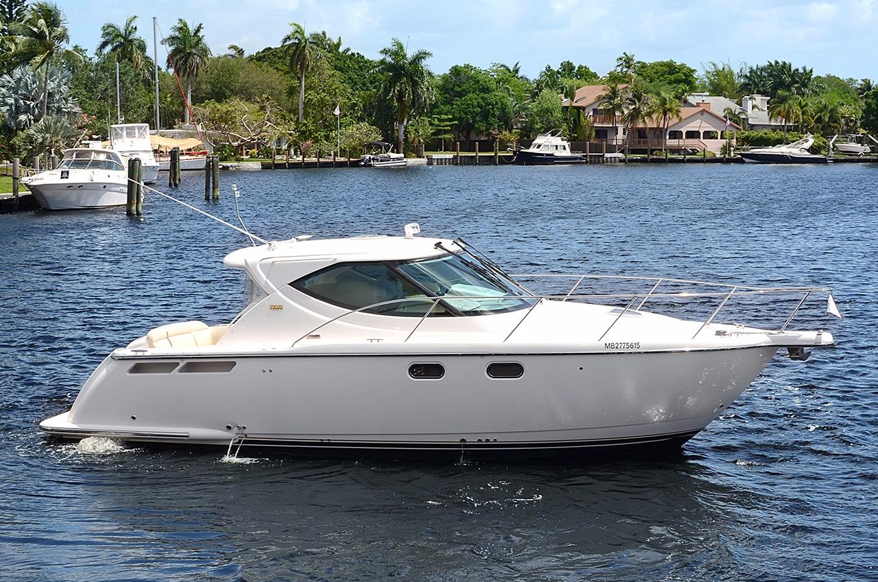 Used Tiara Yachts For Sale From 100000 To 250000