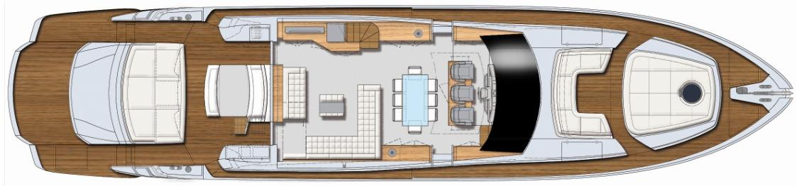 2015 Pershing 82 Ft Yacht For Sale Allied Marine