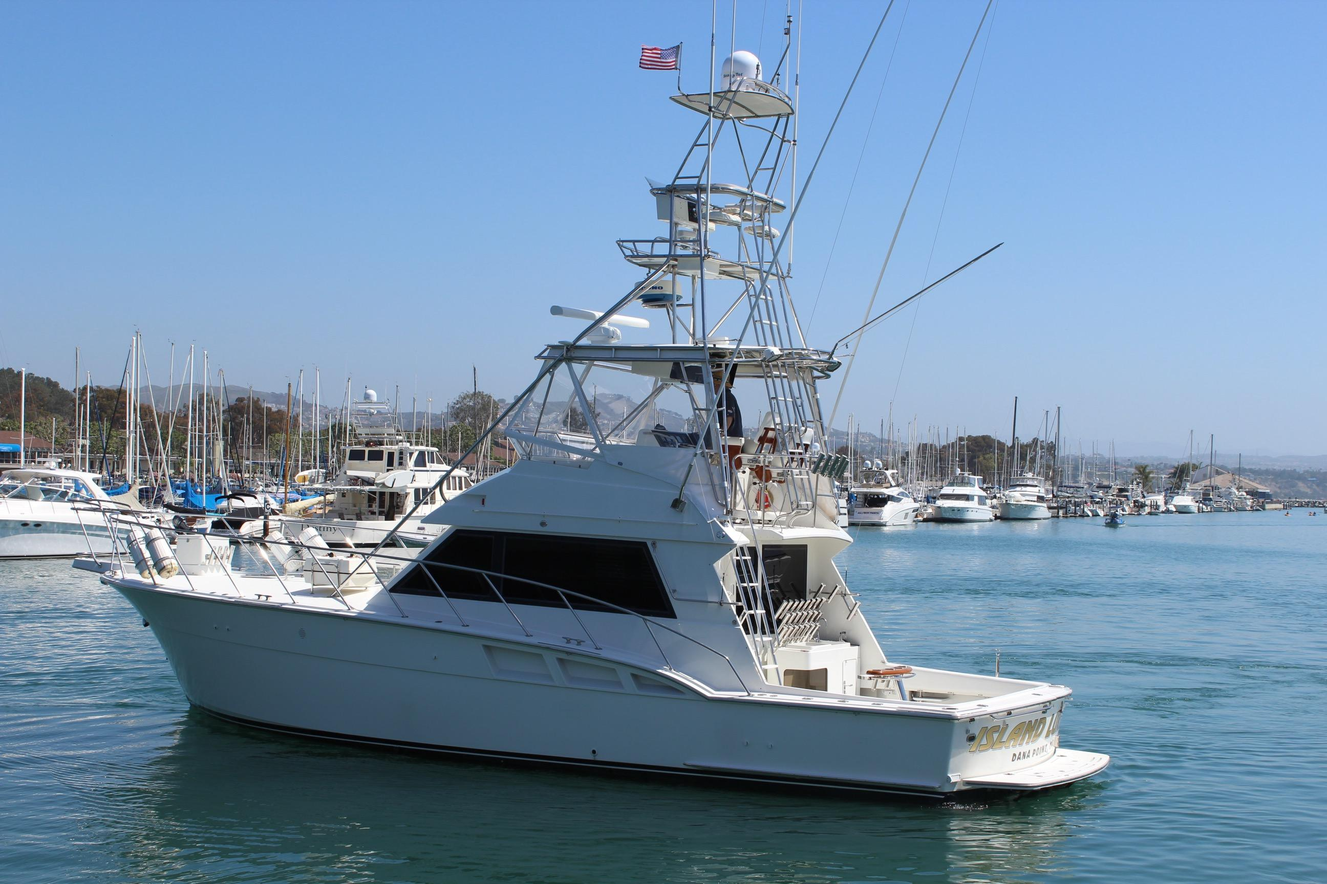 45 Hatteras 1984 For Sale In Dana Point California US