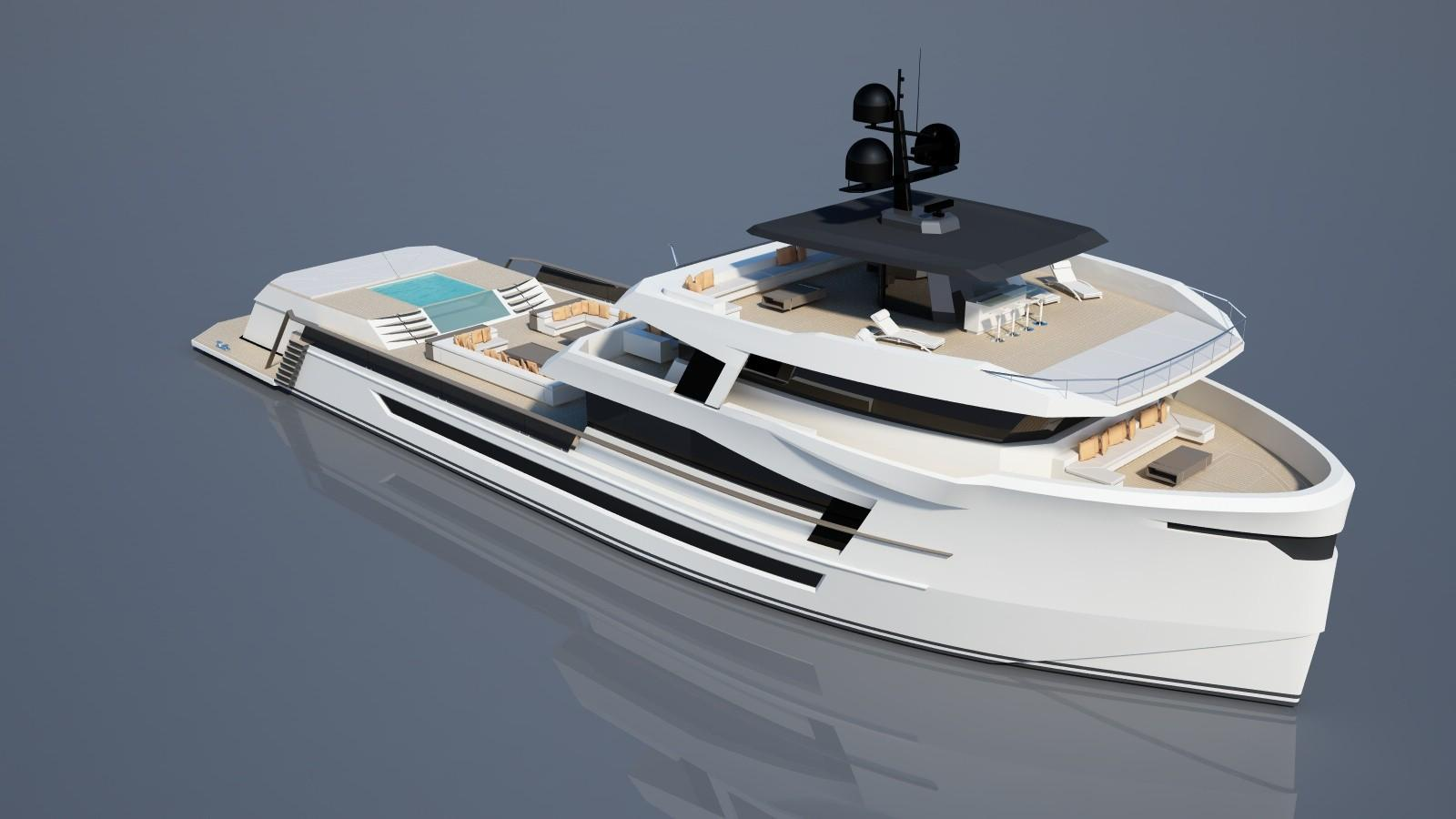 Ocean King 2019 Naucrates 130 131 Yacht For Sale In Italy