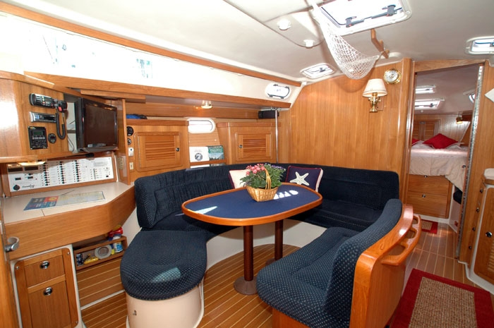 Catalina 42 Raven 3918784 For Charter YachtWorld Charters