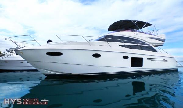 Yacht Princess 61 Year Of Clean Water