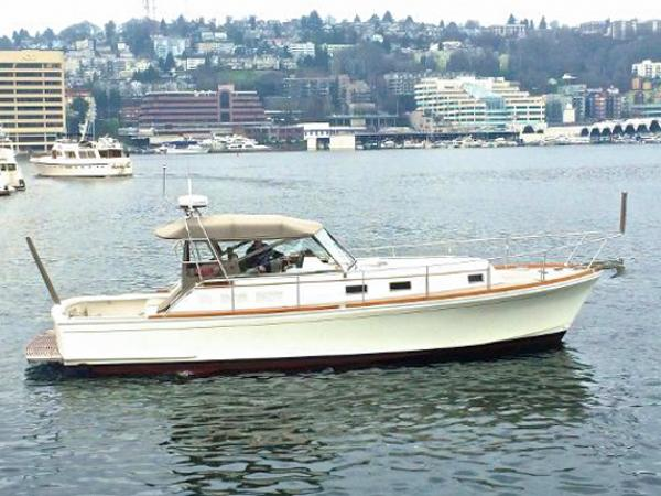 Used Grand Banks 38 Eastbay Yachts For Sale