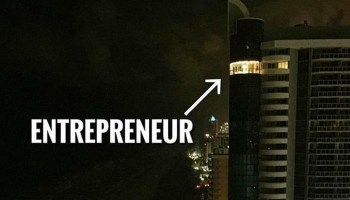 entrepreneur dont sleep