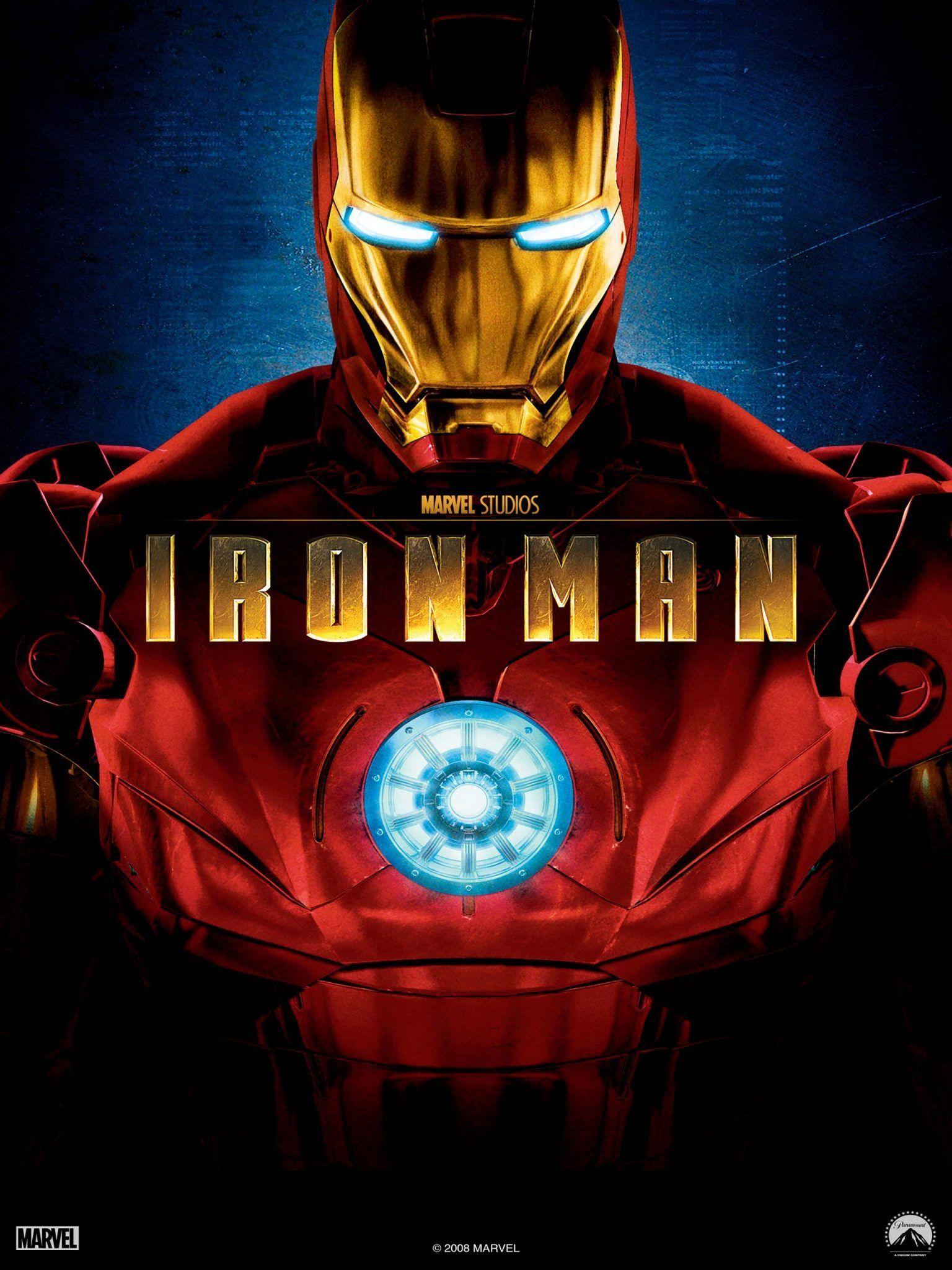 Iron man: Trilogia  que no te debes perder