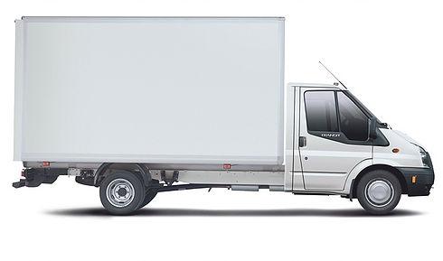 Alquiler furgoneta carrozada