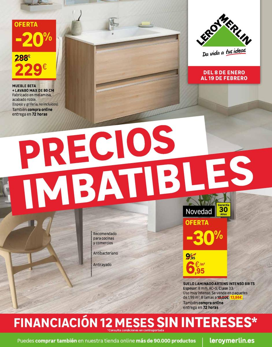 Ofertas de muebles en leroy merlin imuebles for Muebles de salon leroy merlin