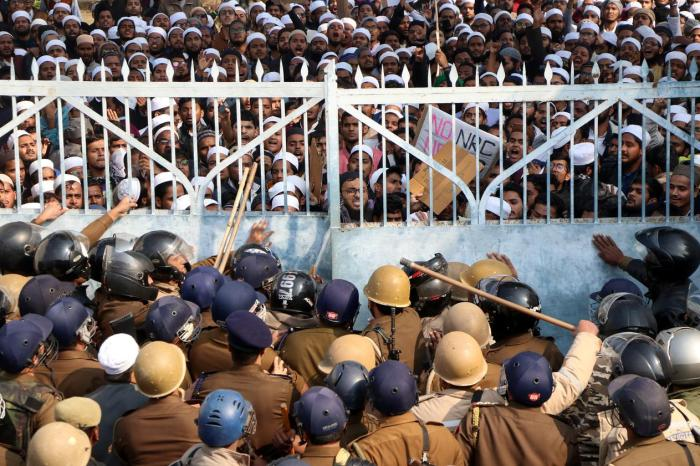 India Citizenship Law Doesn't Sit Well With The People