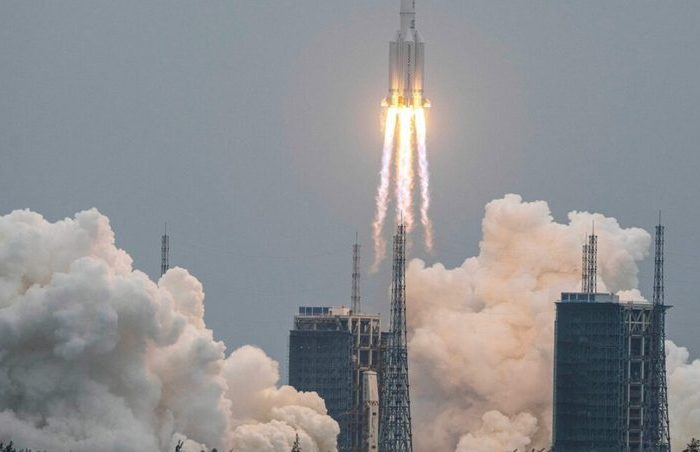 Chinese Rocket Is Plummeting From The Sky Where Will It Land?