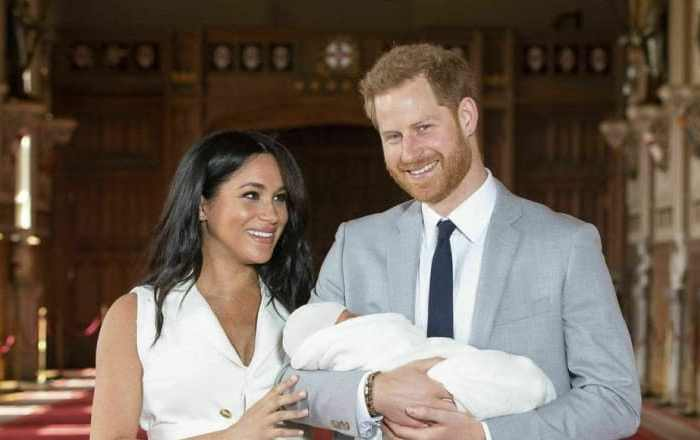 Dutchess Meghan Blessed With A Baby Girl, Lilibet