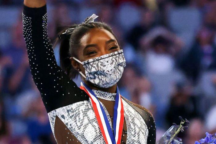 Historic Night For Simone Biles, Jordan Chiles & Suni Lee Also Shine